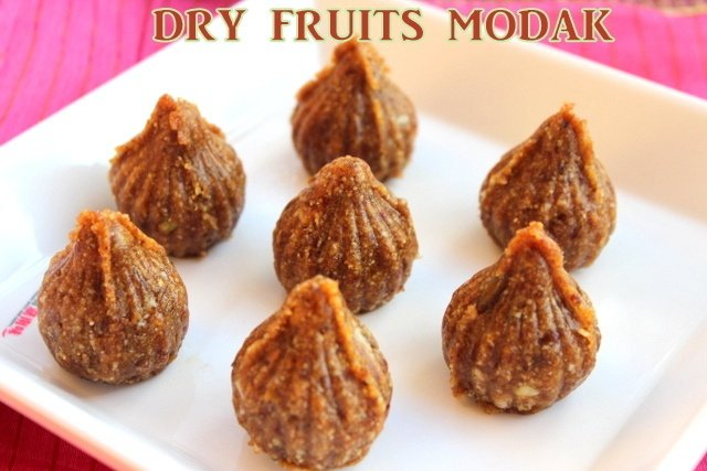 dry-fruit-modak-recipe
