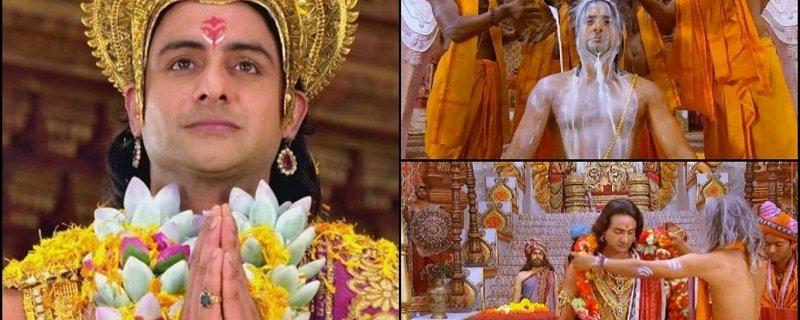 mahabharat-yudhishtira-rajya-abhishek