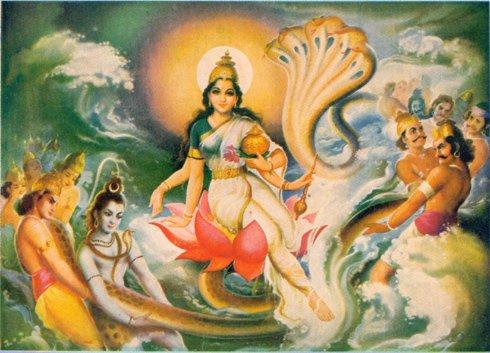 samudra-manthan-lakshmi