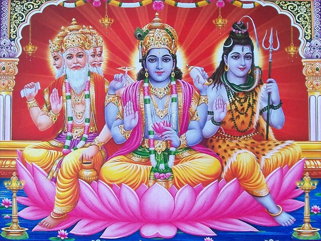Brahma Bhagwan